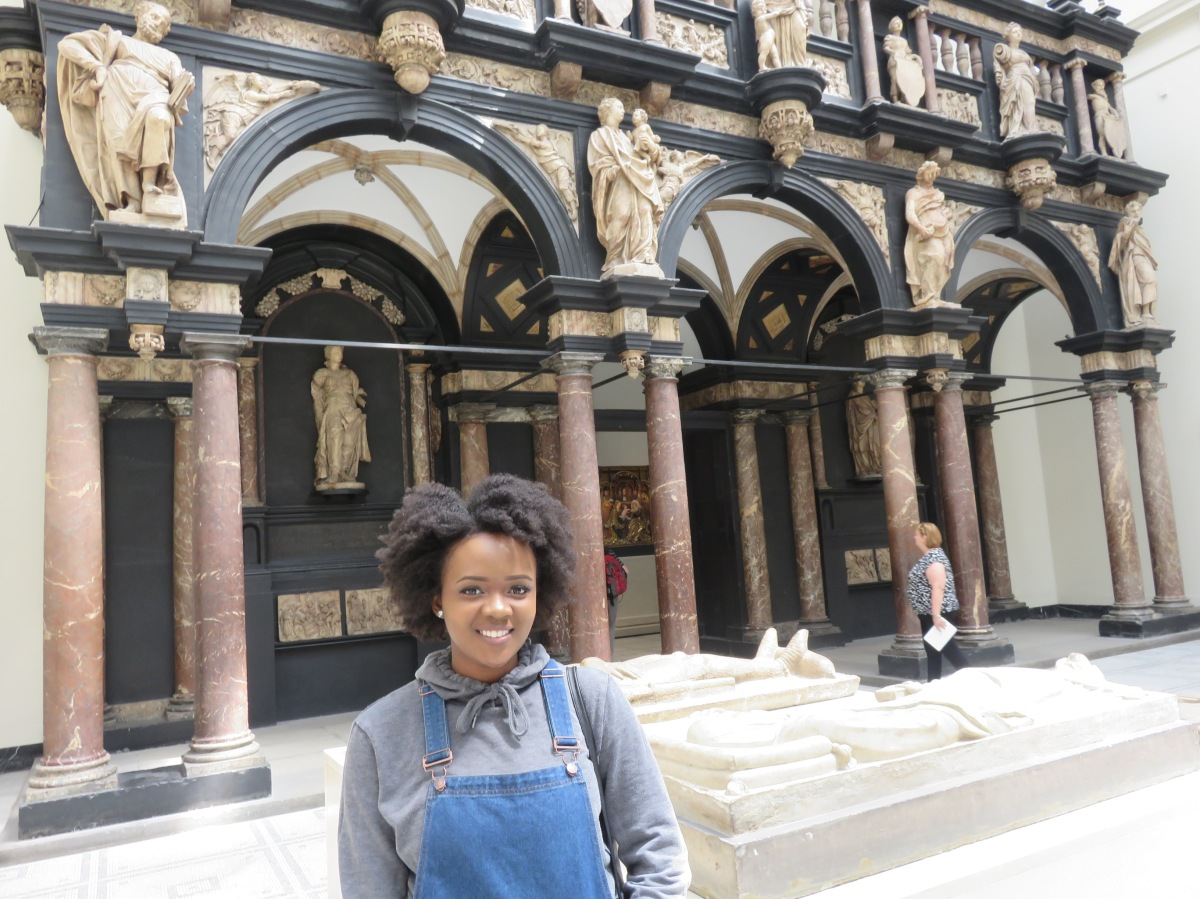 LONDON: Visiting The Victoria And AlbertMuseum