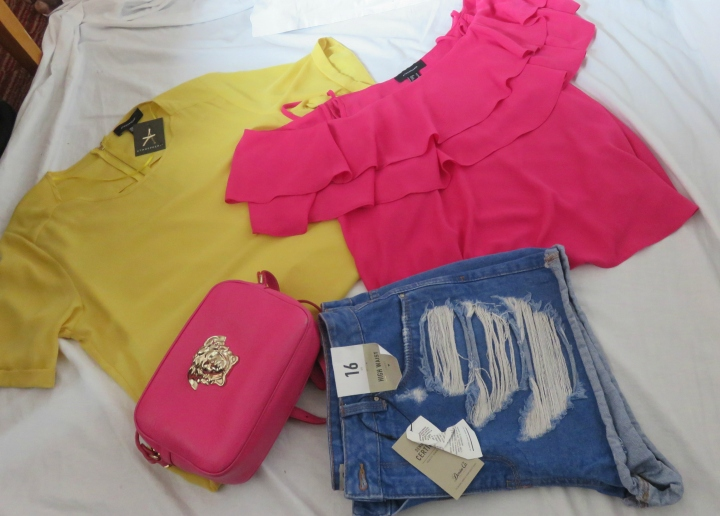 Primark Summer Haul: Bold Colours and Denim Shorts