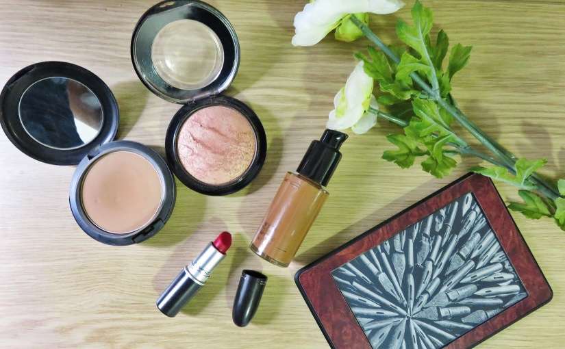 My Mac Makeup Essentials