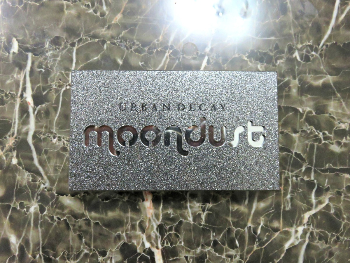 Urban Decay: Moondust Palette Review and Swatch