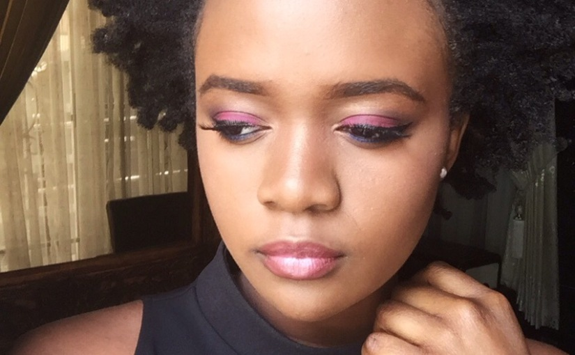 MOTD: Sultry Pink Makeup Look Ft Urban Decay ElectricPalette