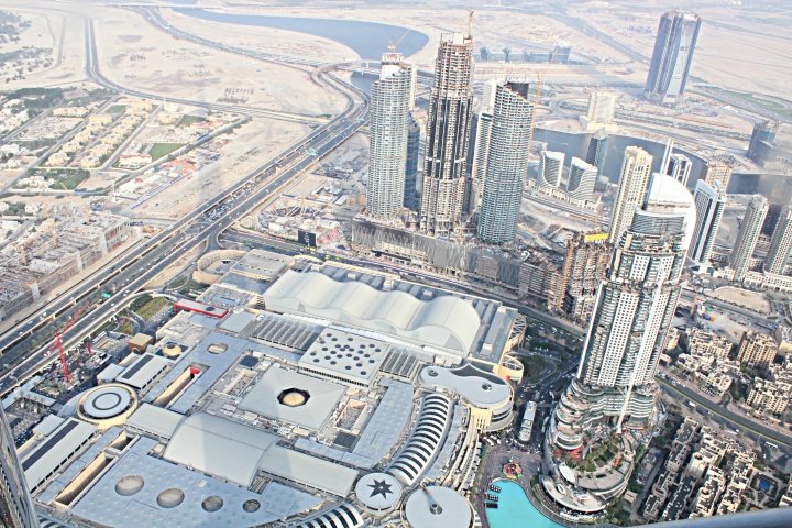Dubai: At The Top, Burj Khalifa