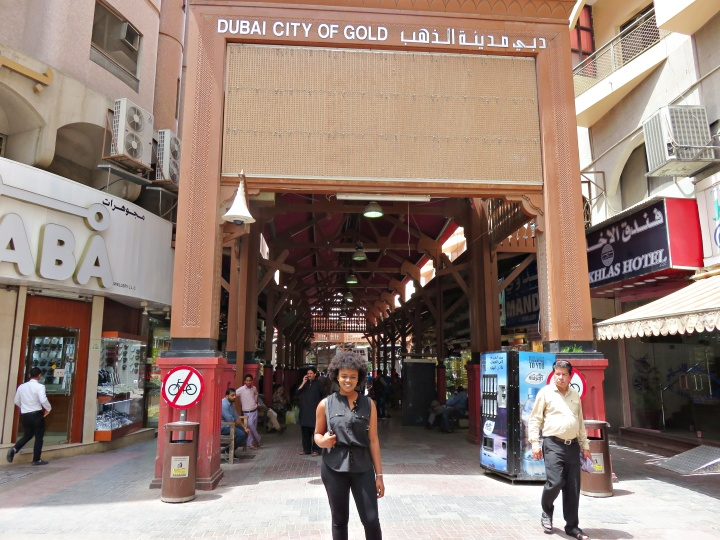 Dubai, City Of Gold: Visiting The Gold Souk