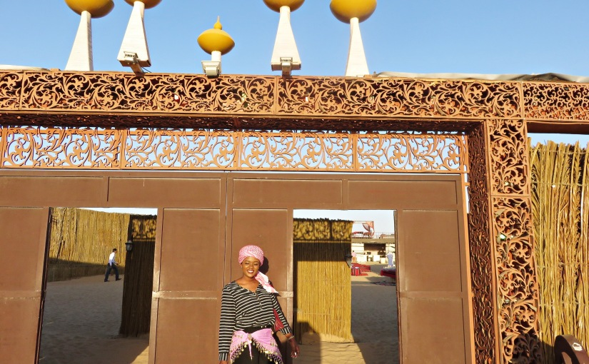 DUBAI: My Desert SafariExperience