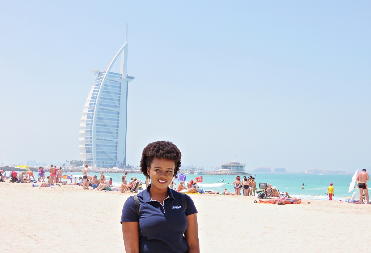 Travel Diary: Dubai CityTour