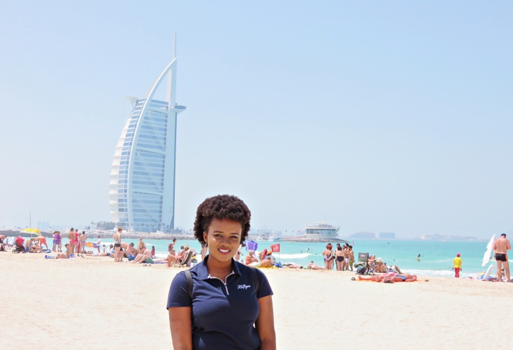 Travel Diary: Dubai City Tour