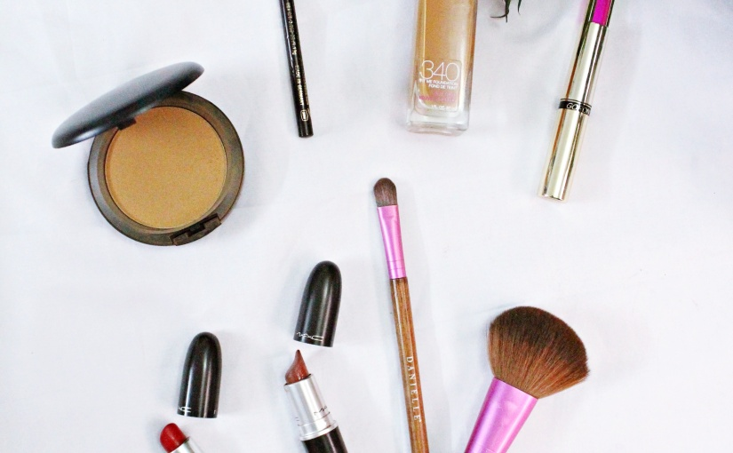 The Basic Beauty Kit For Beginners and Lazy People