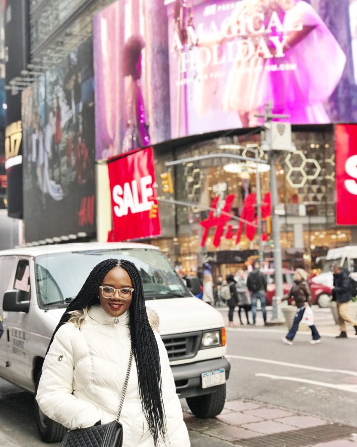 Travel Diary: Times Square, New York