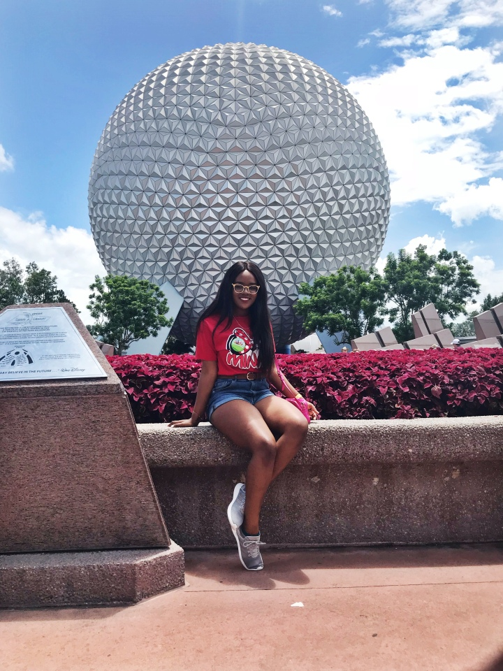 Travel Diaries: Epcot, Disney World Florida